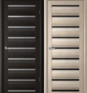 Межкомнатная дверь 2С полотно 4 цвета