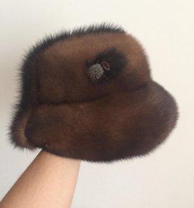 Дамская шляпа из норки