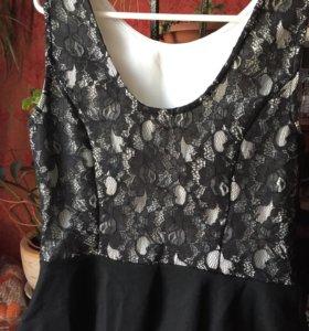 Блуза с болеро