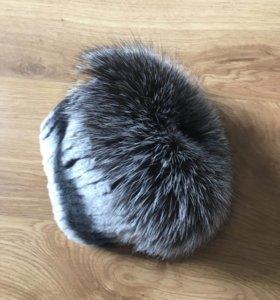 Зимняя шапка, новая
