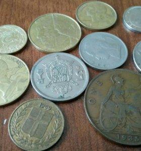 10 разных монет #2