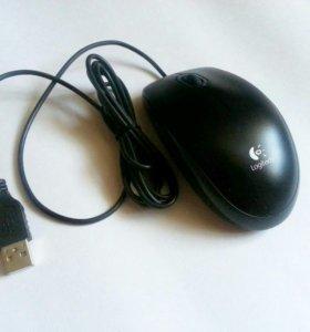 Мышка компьютерная Logitech