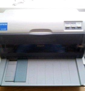 Матричный принтер Epson LQ630