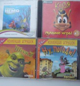 Игры для компьютера детские