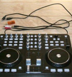 Микшерный пульт DJ-Tech I-MIX Reload
