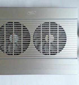 Охладитель Deep Cool для ноутбука