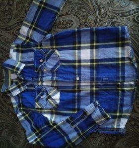 Рубашка для мальчика б.у качество отличное