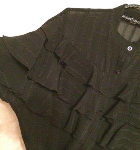 Необычная, стильная блузка!