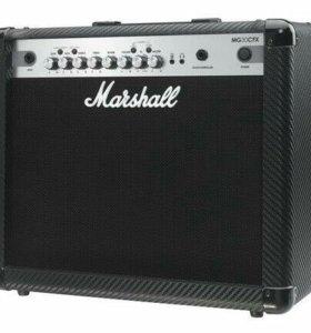 Комбо Marshall mg30cfx для электрогитары