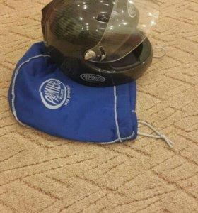 Шлем карбоновый
