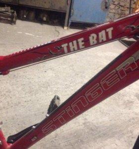 Велосипед stinger the bat