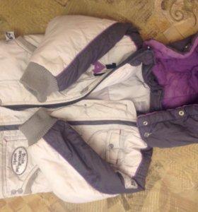 Куртка детская р. 92 см