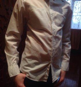 Рубашка 100% коттон 146-152 р.