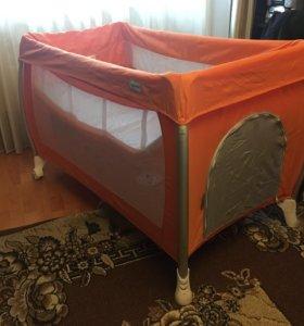 Детский манеж-кроватка Inglesina