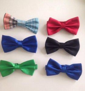 Бабочки новые галстук - Бабочка