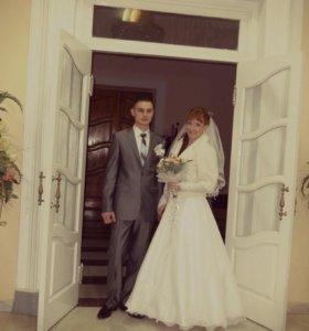 Продам свадебное платье!!!!