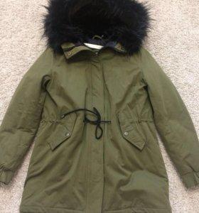 Парка - куртка новая
