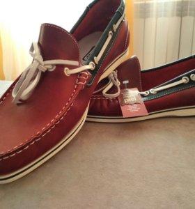 Топсайдеры(палубные туфли),мокасины.Испания.