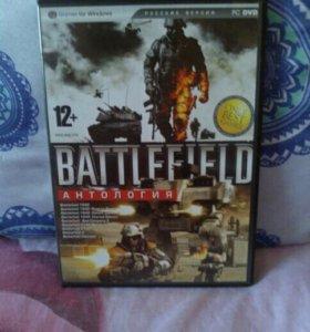 Игра:Battlefield-9 игр на одном диске!