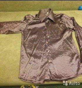 Мужская рубашка б/у 2 раза