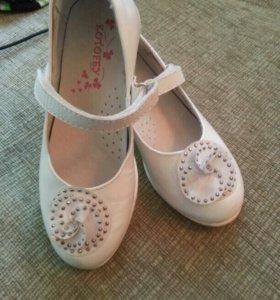 Туфли, Кожа!