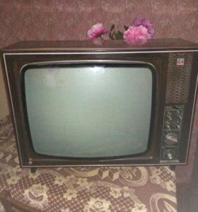 Телевизор ламповый Ретро