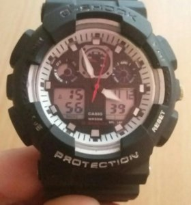 Часы:protection g-shock