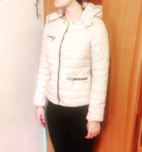 НОВАЯ Куртка - тонкий пуховик (весна/осень)