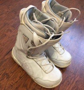 Сноубордические ботинки Black Fire