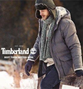 Пуховик timberland