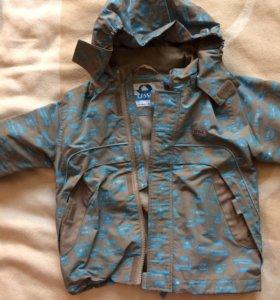 Куртка ветровка 116 lassia