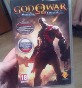 God of war призрак спарты