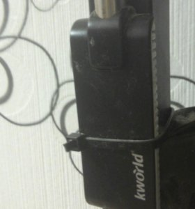 Тв тюнер . K World usb Hybrid tv Stick Pro.