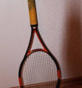 Теннисная ракетка Wilson hammer h tour 95