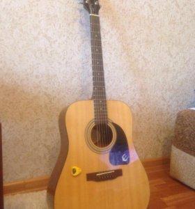 Гитара epiphone dr 100