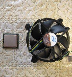 Процессор intel core I7-930+куллер.