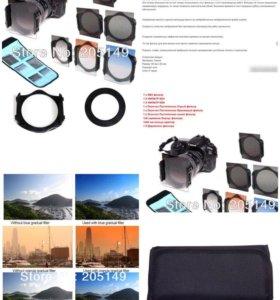 Фильтр для фотоаппарата, Камеры