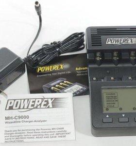 Maha Powerex MH-C9000. Лучшее зарядное устройство
