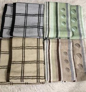 Набор больших полотенец 2шт. в упак.50*100, 70*140