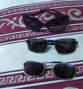 Очки солнцезщитные