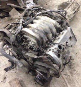 Мотор двигатель Touareg 4,2 бензин