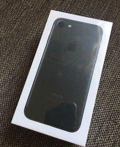 Новый Iphone 7 32 black