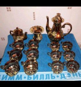Чайно-кофейный сервиз (16 предметов)