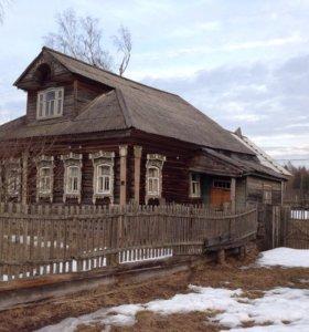 Дом с землёй Углич