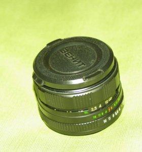 Объектив Зенитар H 50 mm f 1.9 s