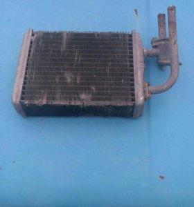 Печка радиатора