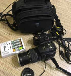 FinePix S9600