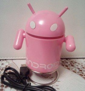 Новый USB плеер Android