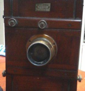 Антикварная камера времен 1 мировой. Для ценителей