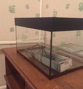 Террариум-аквариум для черепахи